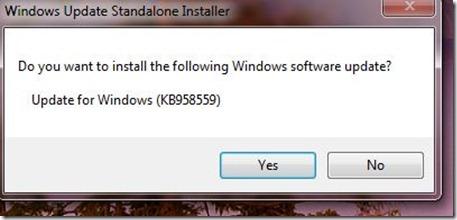 Install 1st step